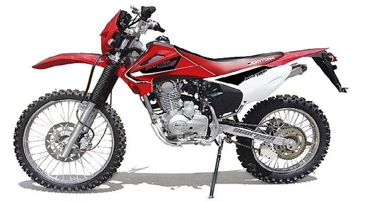 MOTO DAYTONA DY250GY-1 ESCORPION
